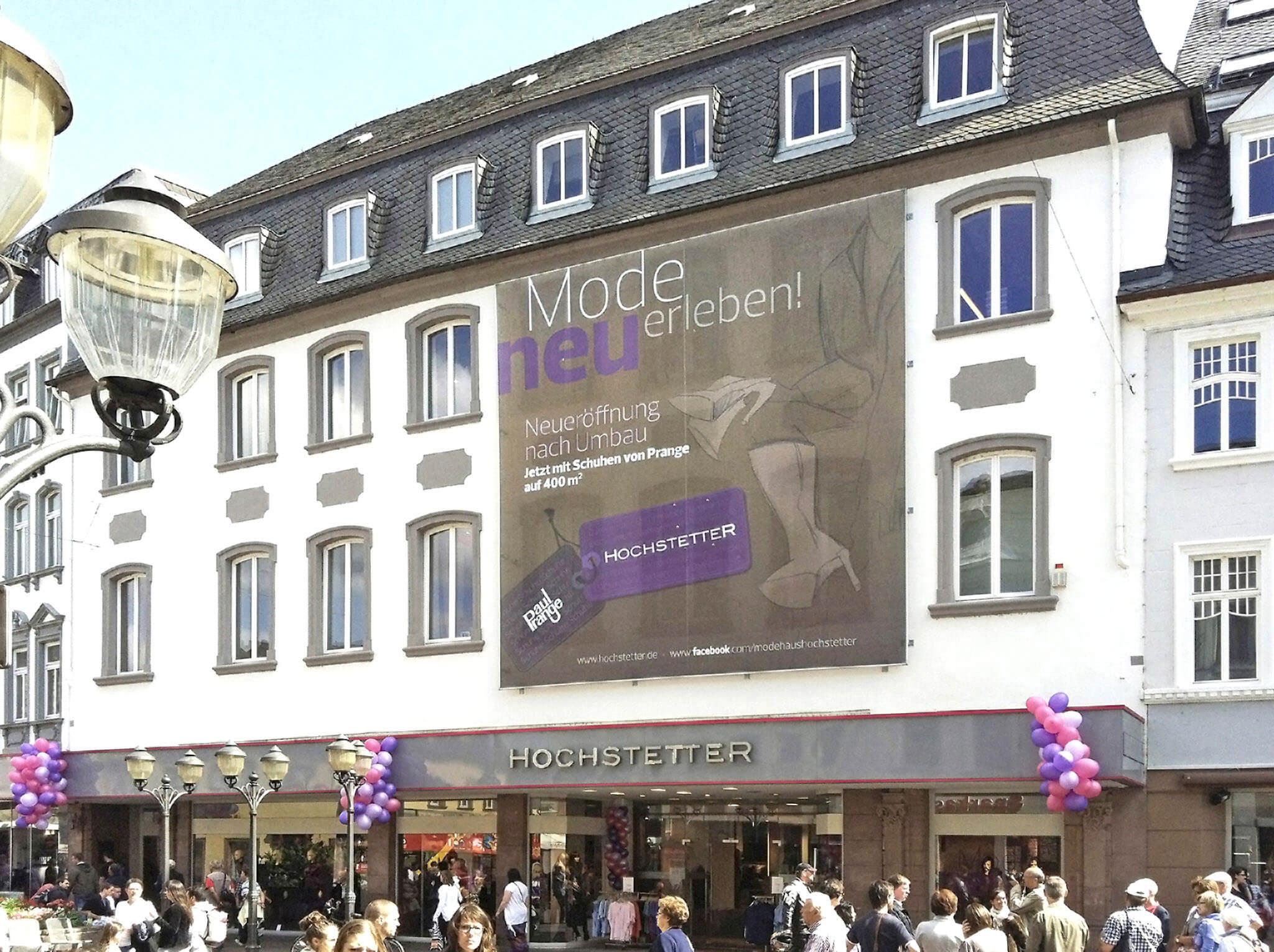 quality design b44ab 73f5a Gutes Team: Hochstetter Mode & Prange Schuhe in Trier ...