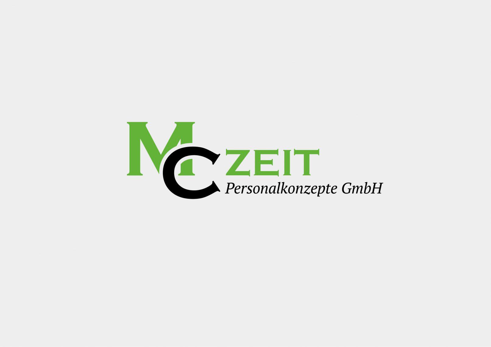 Das neue Logo von MC Zeit Personalkonzepte