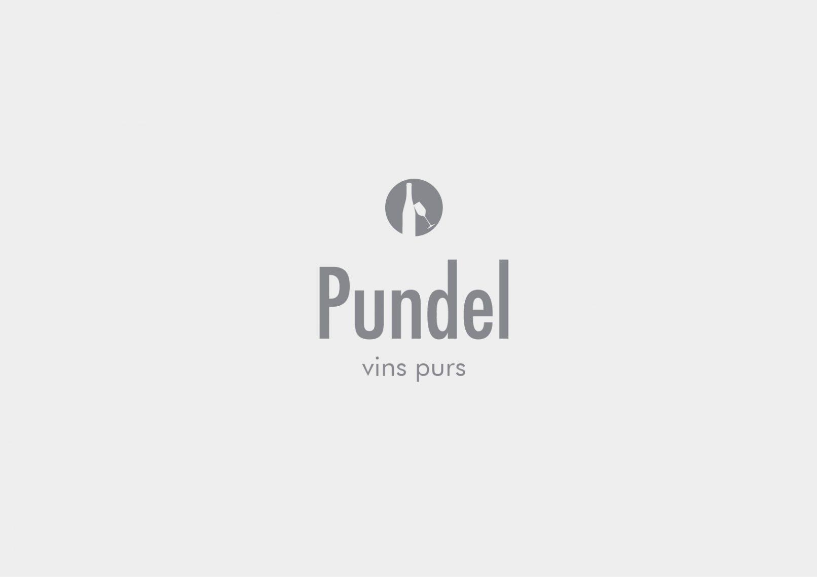 Pundel - Logo Etikett